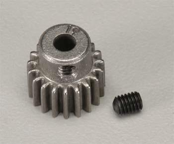 Parts Traxxas Gear, 19-T pinion (48-pitch) / set screw