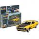 Plastic Kits REVELL (j) 1969 Boss 302 Mustang - 1/25 Scale
