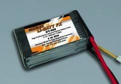 Battery LiPo MULTIPLEX Lipo Battery FX 3/1-450 (M6) suit Stuntmaster 3D Park Flyer