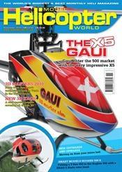 Books Model Helicopter World Magazine