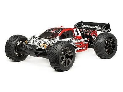 Cars Glow RTR HPI Trophy 4.6 Waterproof RTR Truggy 2.4Ghz