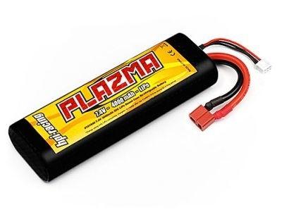 Battery LiPo HPI Plazma LiPo Power Pack 4000 - 7.4V - 20C - Stickpack Hardcase