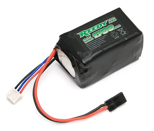 Battery LiFe Reedy LiFe 6.6V 1700mah RX Battery