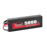 Battery LiPo Redback Lipo Battery, 7.4v LIPO, 5000MAH 30C Car