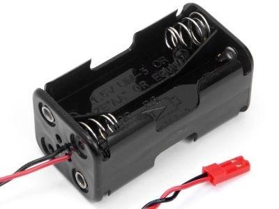 Battery Alk HPI Receiver Battery Case (BEC Lead)