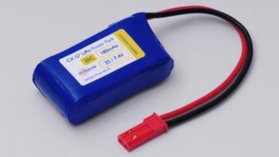 Battery LiPo Hyperion 3S 180mA CX25/45C