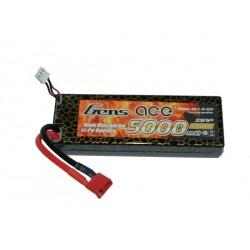 Battery LiPo Gens Ace 5000mAh 7.4v 40C Hardcase LiPo (Roar Legal)