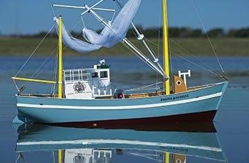 Boats Elect RTR Aquacraft Bristol Trawler