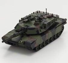 Cars Elect RTR KYOSHO 1/60 0.16mL Eptank Abrams M1A2 Camo Smart Phone Pocket Armour