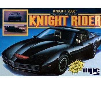 Cars Kit MPC Knight Rider 1982 Pontiac Fire