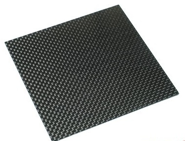 Carbon Carbon Fiber Sheet 250x250x0.25mm (26620)