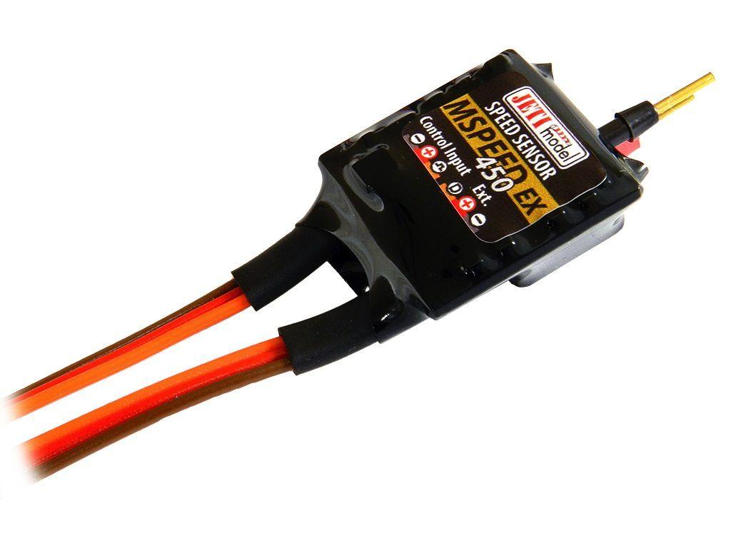 Receiver Jeti MSpeed 450 EX Airspeed Sensor (Max 450km/h)