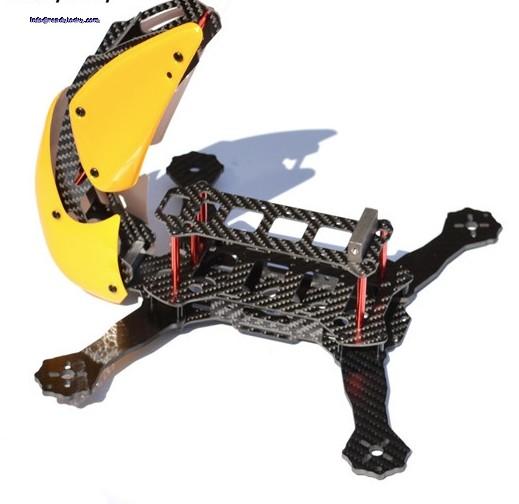 Quad Robocat 270 Racing Quadcopter Frame