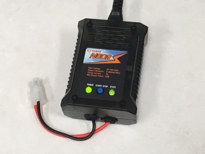 Charger GT AC charger Nimh/Nicad 4-8 cell 2amp