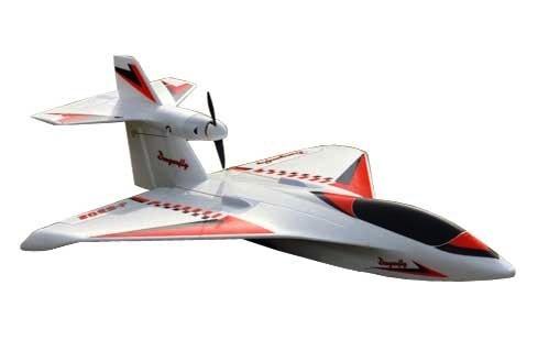 Aircraft Electric Joy Dragonfly, RTF EPO Delta 700mm WS