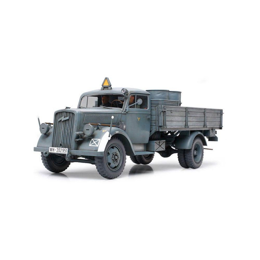 Plastic Kits Tamiya German 3Ton 4X2 Cargo Truck 1/35 Scale