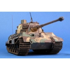 Plastic Kits Tamiya  German King Tiger Production Turret 1/35 Scale