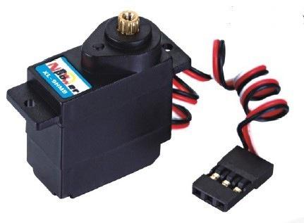 Servo REDBACK 5-Wire Servo ( For Brushed rebel MT )