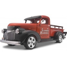Plastic Kits Revell 41 Chevy Pickup 2 N 1. 1/25 scale (disc)