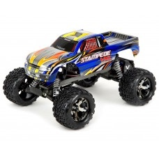 Cars Elect RTR TRAXXAS Stampede VXL RTR W/TSM. Battery & Charger included.