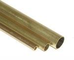Metal Acc K&S 5/32 x 36 OD Round Brass Tube