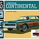 Plastic Kits AMT (new) 1965 Lincoln Continental Car