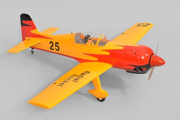 Aircraft Glow PHOENIX Radial Rocket .46 - .55 Engines or Electric (1406mm Wingspan)