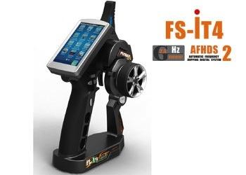 Radio 2 4 Flysky 4ch Digital TX/RX + Telemetry Radio