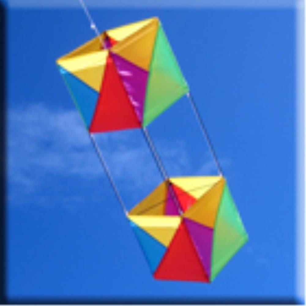General Windspeed Box Kite