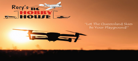 Rory's RC Hobby House, hobby shop Queensland - Rory's RC Hobby House