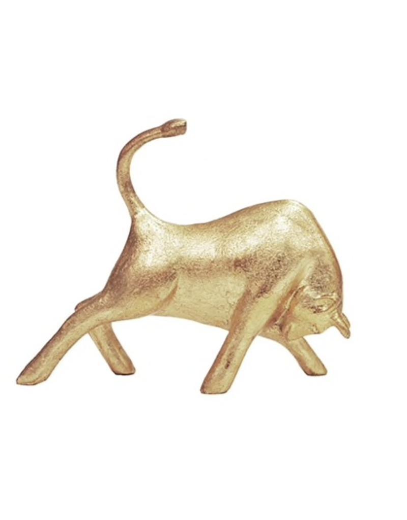 Nero Bull in Gold Leaf