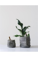 Jute Wall Basket Set