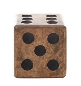 SOD Mango Hand Carved Dice