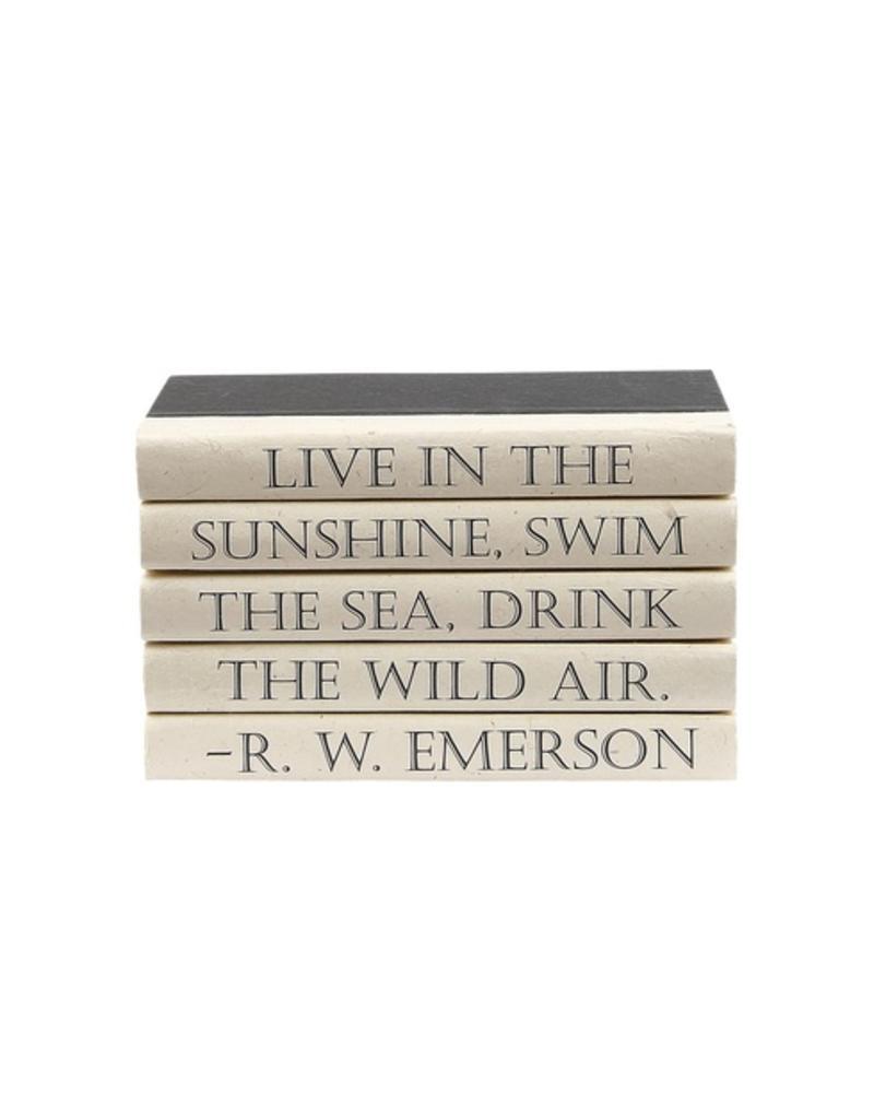 "Emerson ""Live in the Sunshine..."""