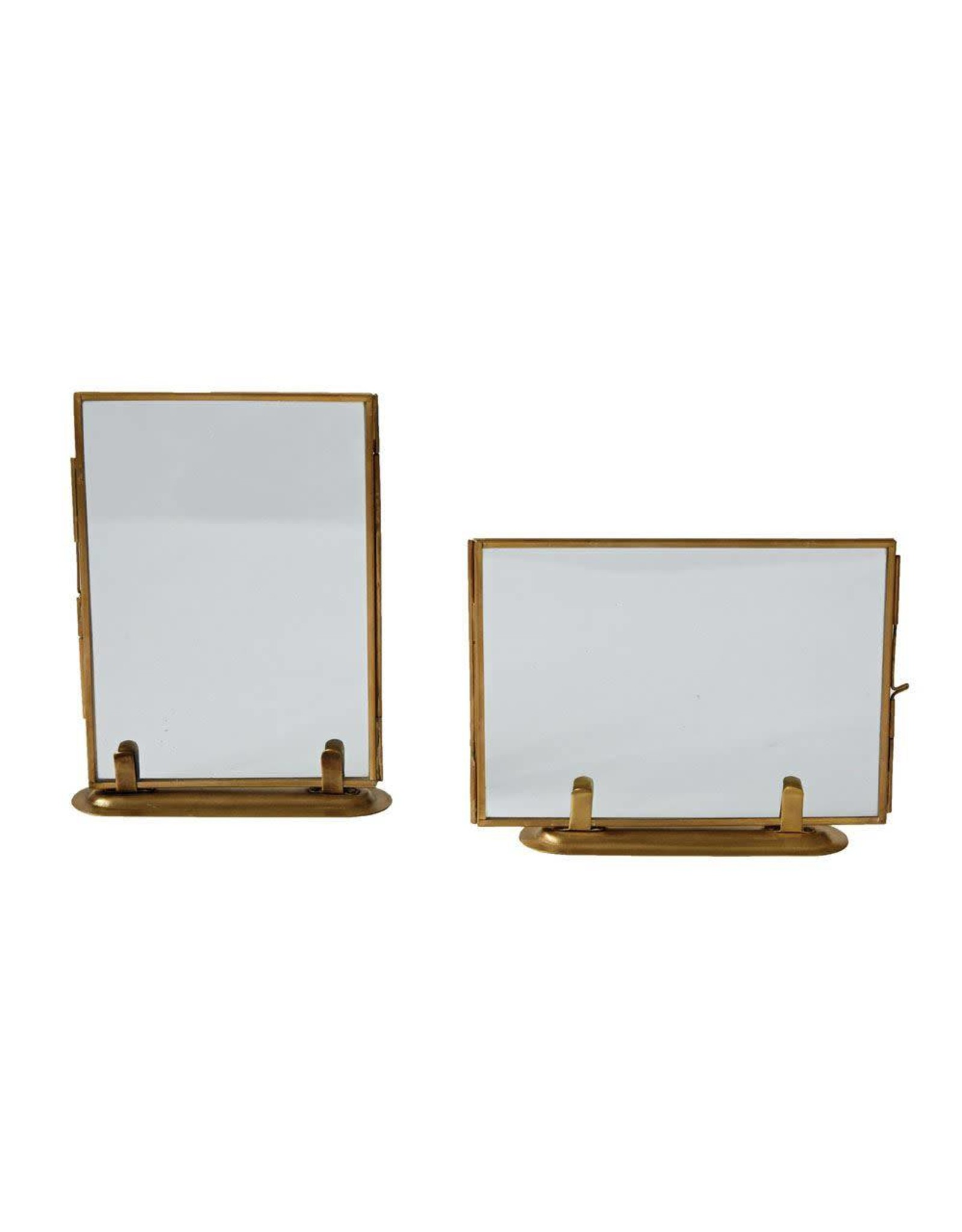 Brass Photo Frame - horizontal
