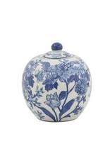 Stoneware Ginger Jar