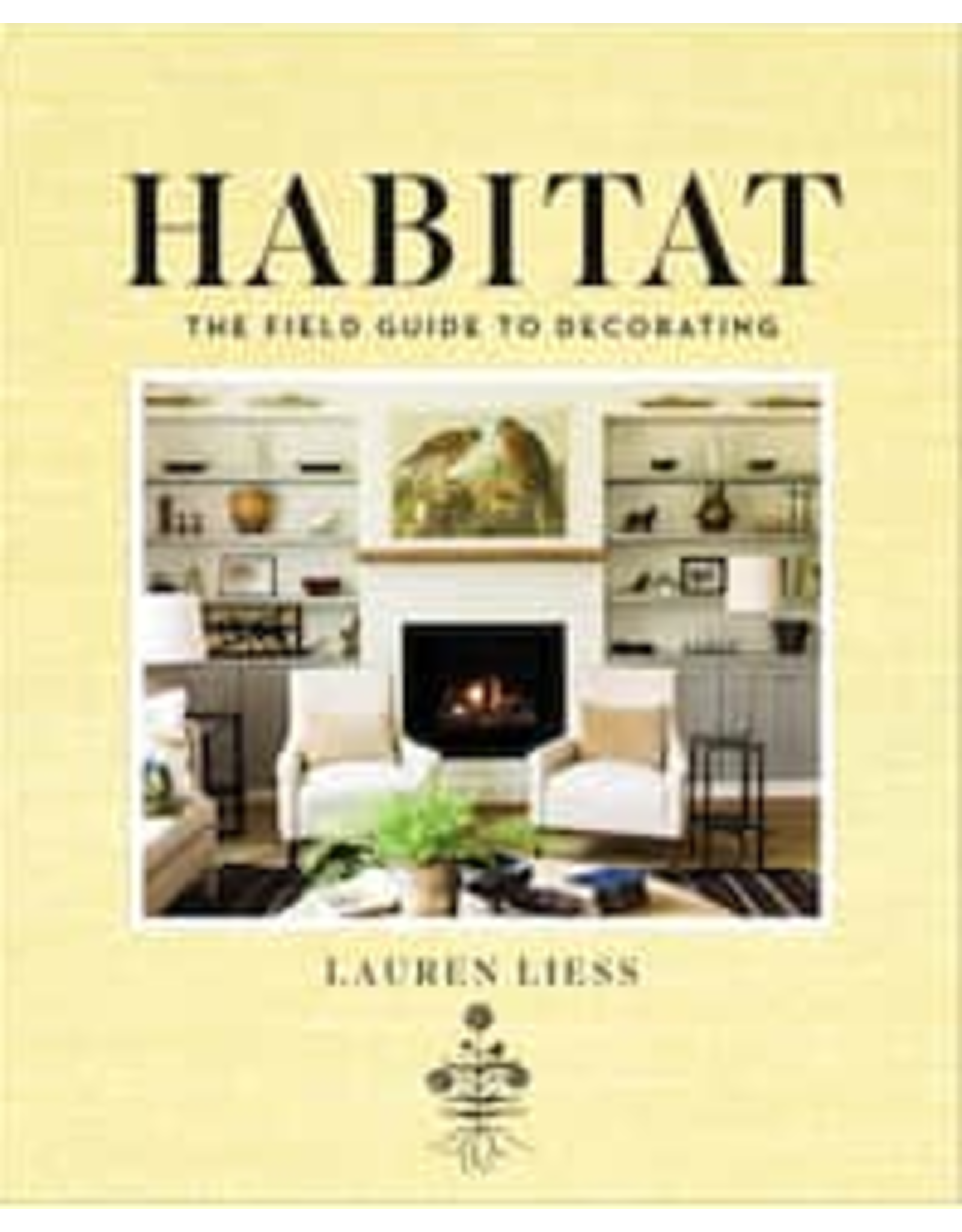 Habitat:  Field Guide to Decor Book