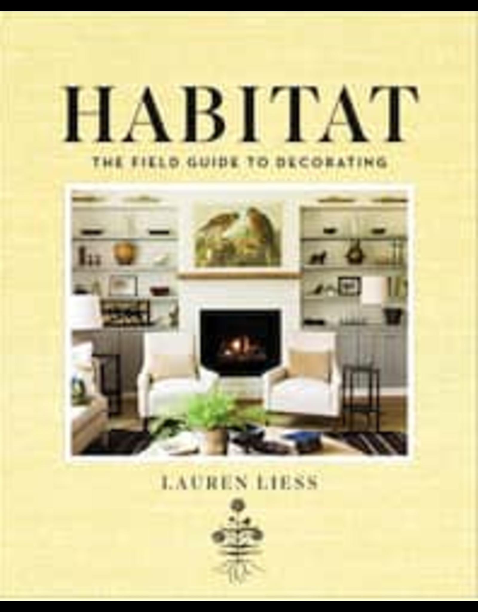 Website Habitat:  Field Guide to Decor Book
