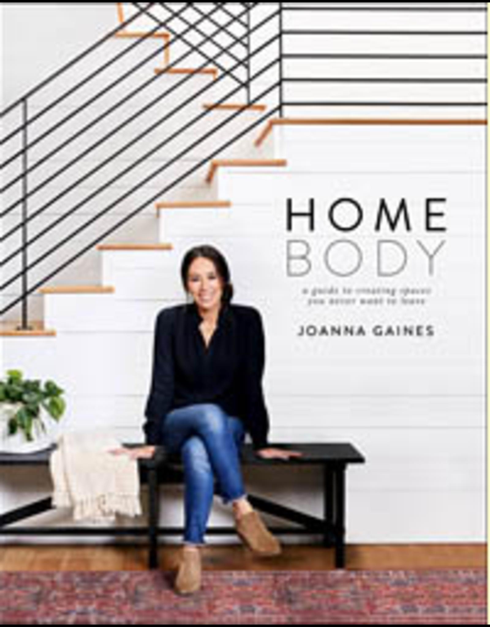 Homebody Joanna Gaines