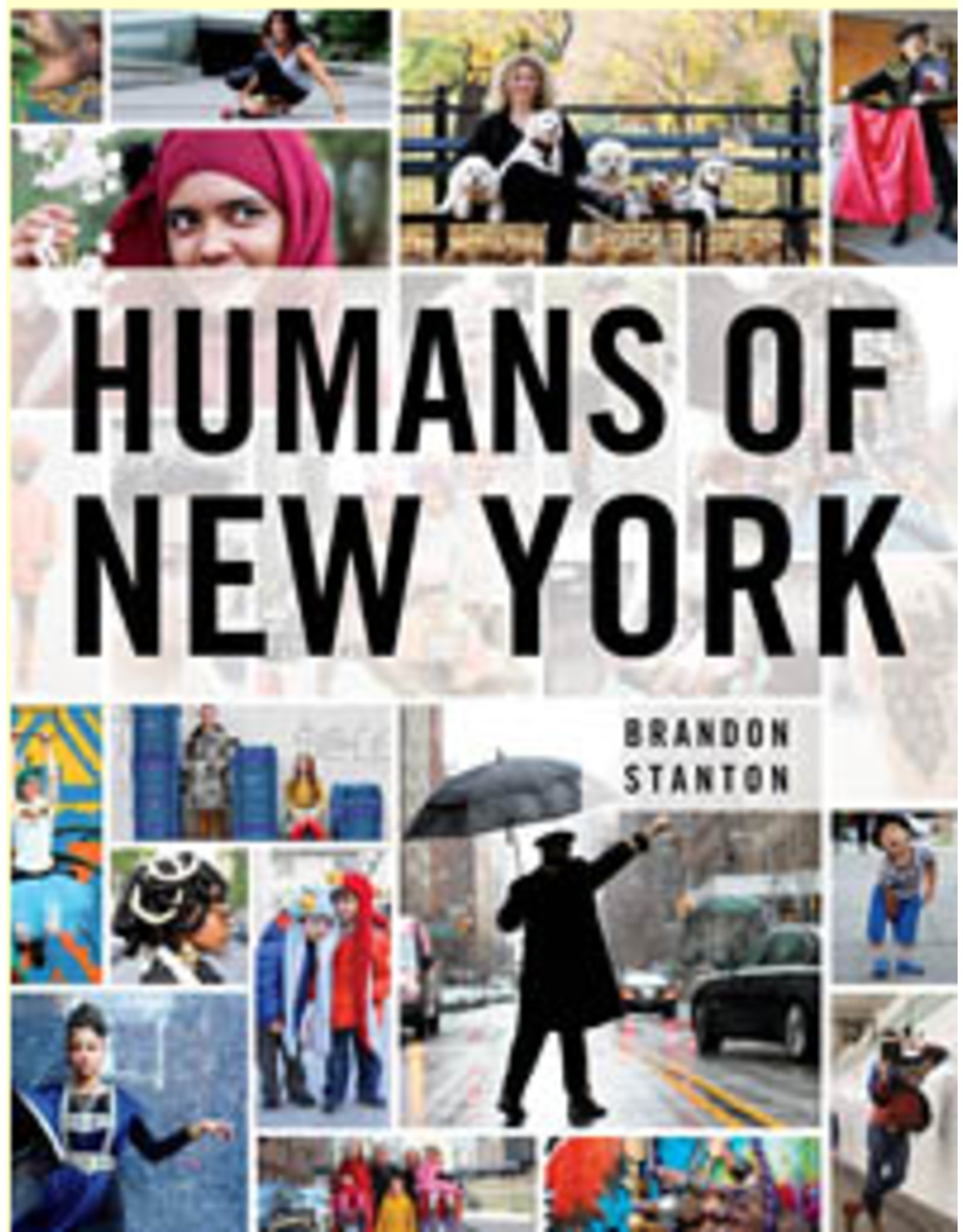 Website Humans of New York