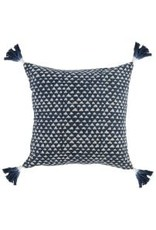 Jaz Indigo Pillow 20""