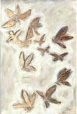 "Golden Butterflies 18"" x 24"""