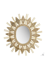Yala Mirror in Natural