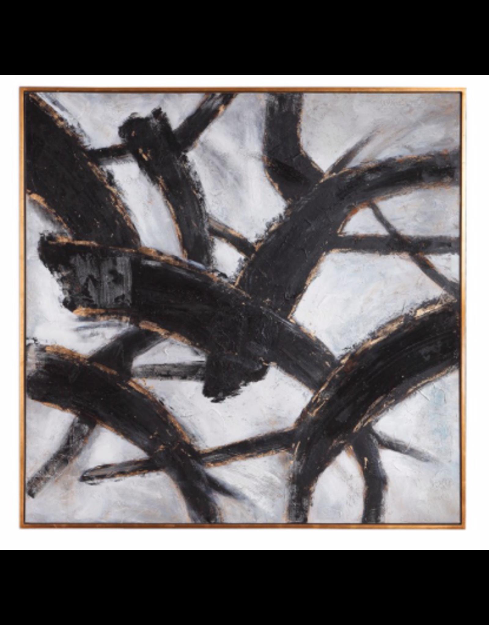 Website Slash Painting