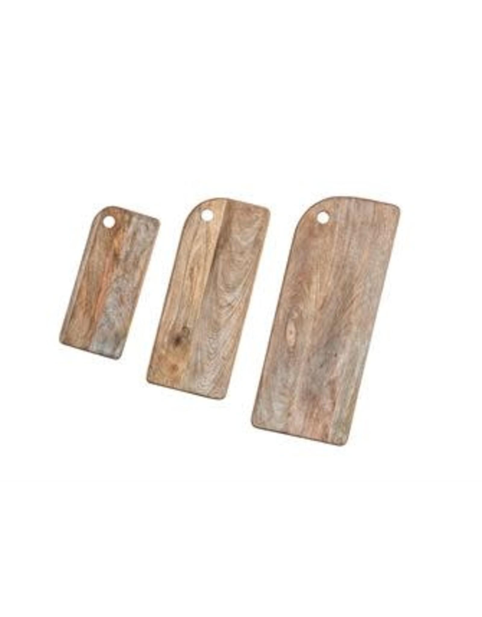 Mango Wood Cheese Cutting Board - small