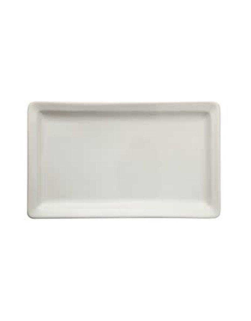 "Stoneware Vintage 8"" Platter"