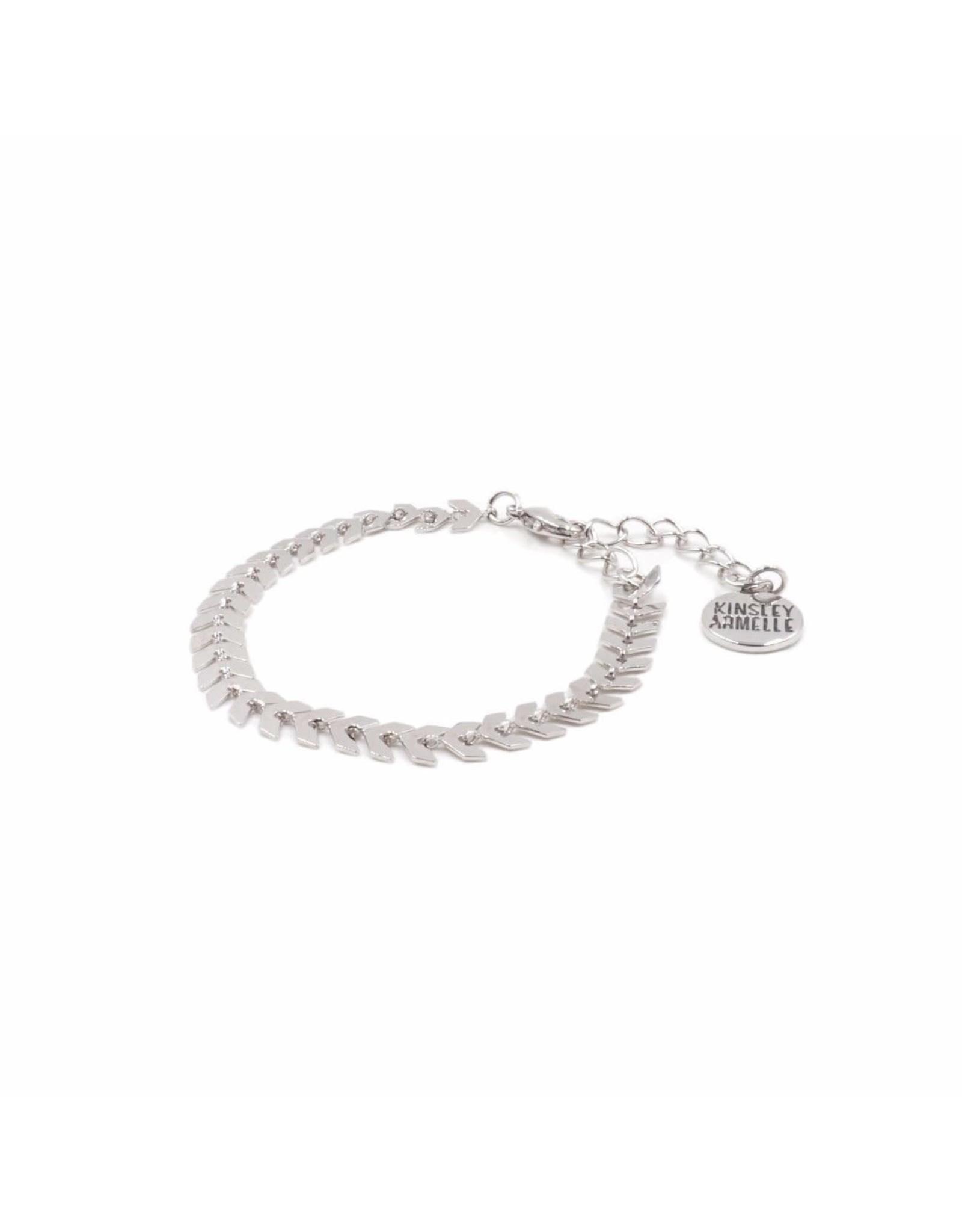 Lance Bracelet - Silver