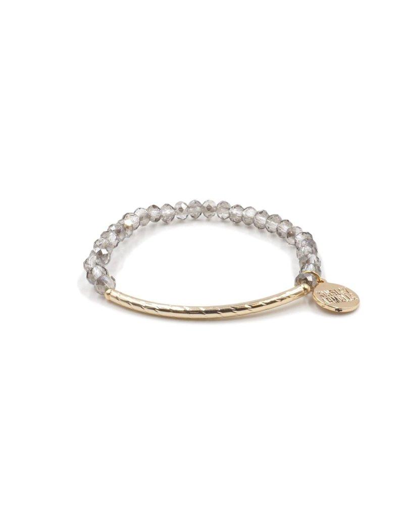 Crystal Glass Bracelet