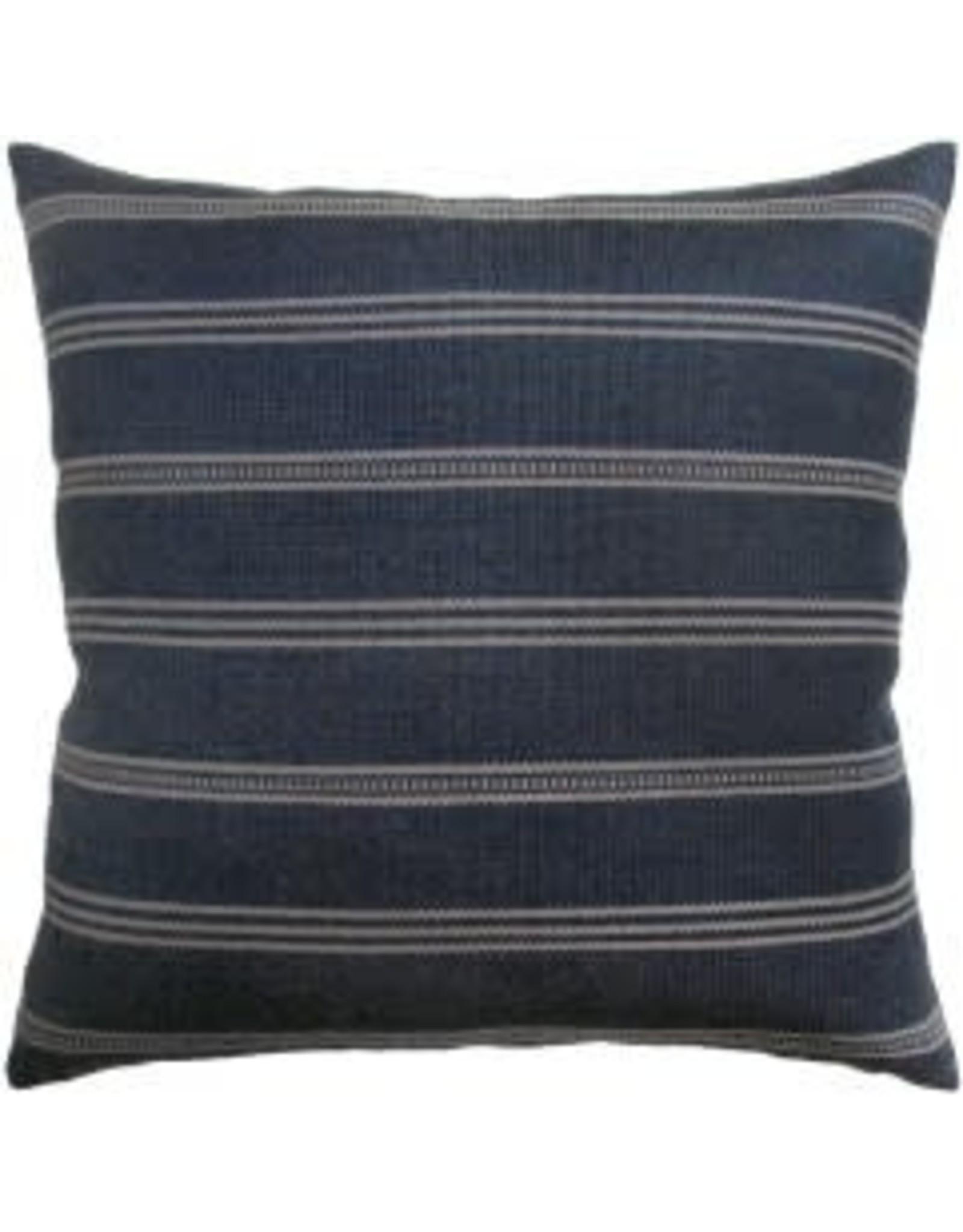 """Ojai Tidal Wave Pillow 22"""""""
