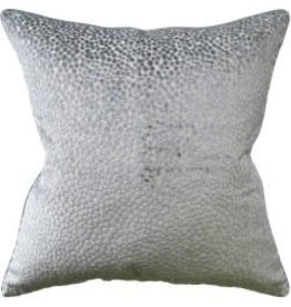 "Website Polka Dot Plush Mineral Pillow 22"""